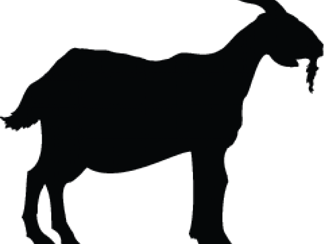 clipart black and white Free on dumielauxepices net. Goat clipart grey object