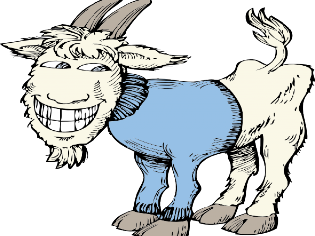black and white download Goat clipart grey object. Free on dumielauxepices net