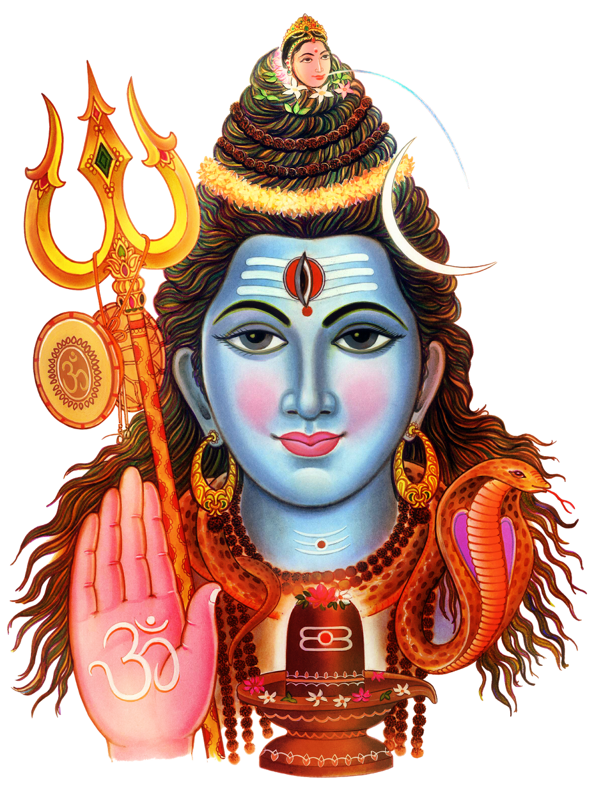 clip art library library Pngforall download lord shiva. God clipart parvathi