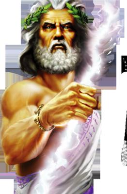 jpg Zeus was the Greek equivalent of Jupiter