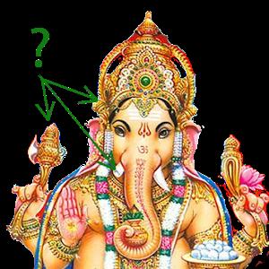 clip free library Hindu God Symbology