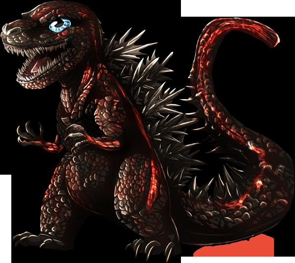 image library stock Chibi Shin Godzilla by Natsuakai on DeviantArt