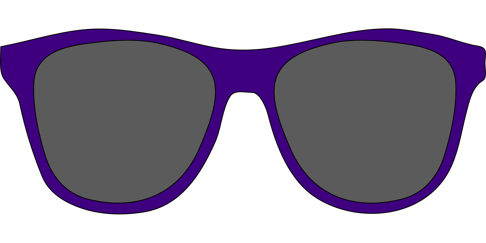 free Sunglasses clip art glasses. Goggles clipart