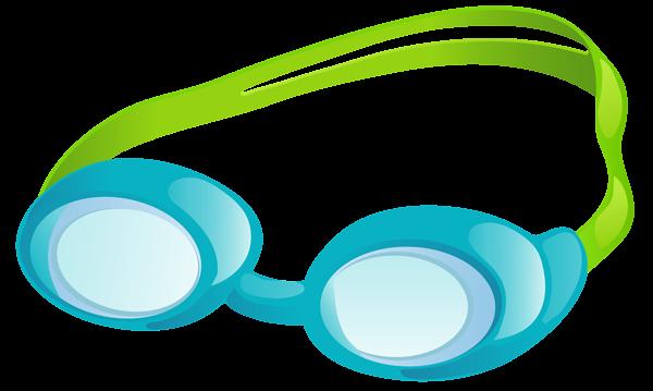 black and white download Goggles clipart beach. Swim vector clip art