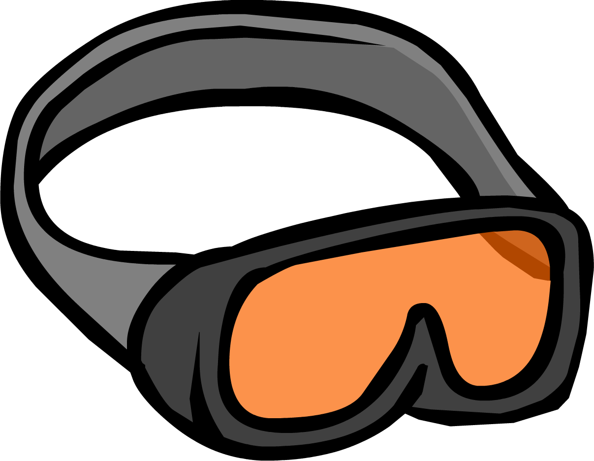 clip black and white library Image ski icon png. Goggles clipart diving goggles