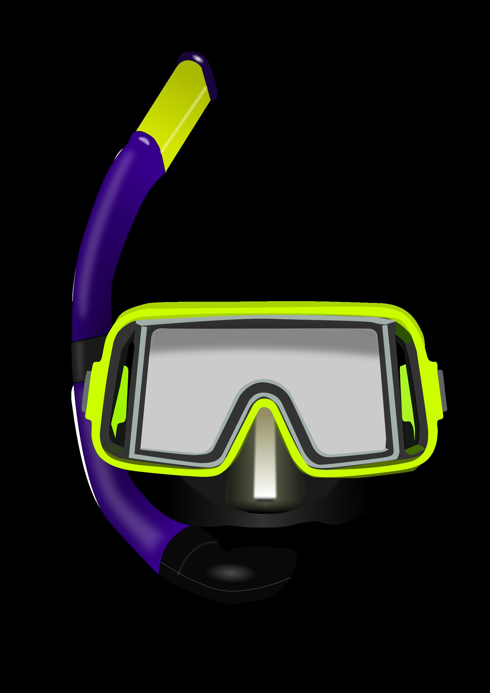 clip transparent download Goggles clipart diving goggles. Glasses big image png