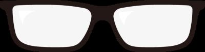 image freeuse stock Glasses frame panda free. Goggles clipart teacher