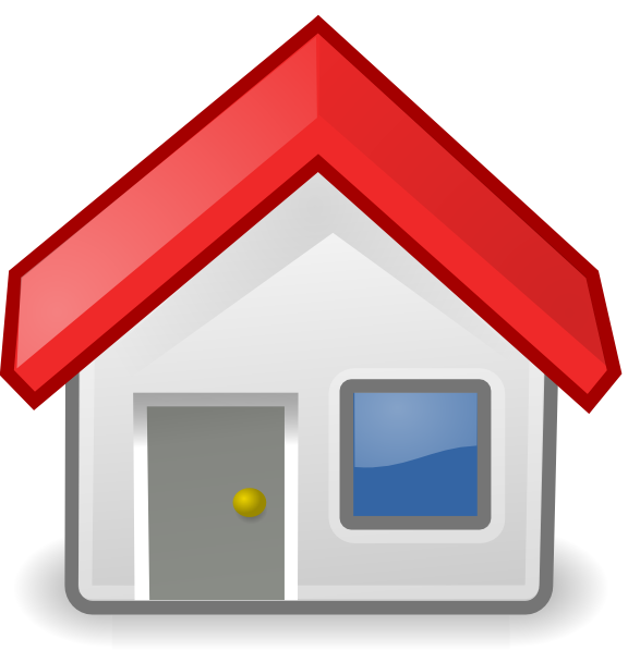 clipart free library Go Home Clip Art at Clker