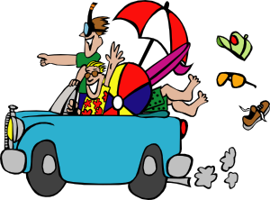 picture library To the clipart. Going beach