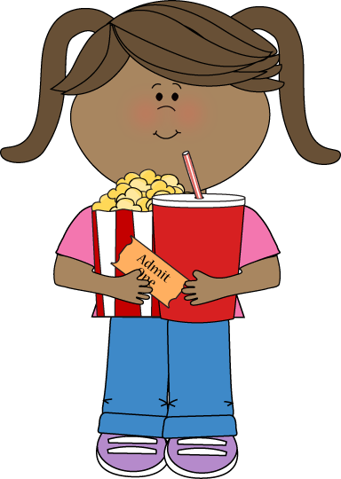 clip art library stock Movie images kids night. Going to clipart clip art