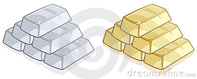 picture royalty free download Panda free images . Gold and silver clipart