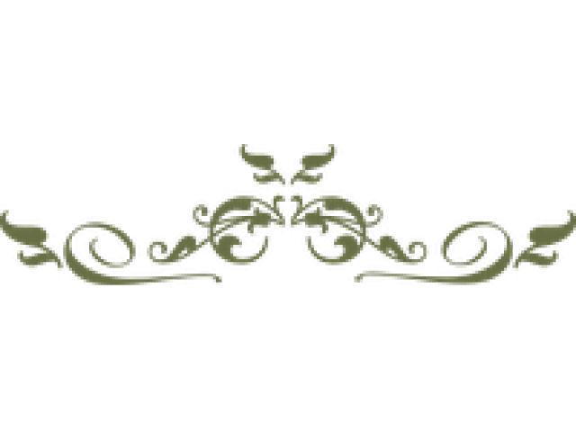 jpg black and white library Gold clipart fancy. Decorative line swirly free