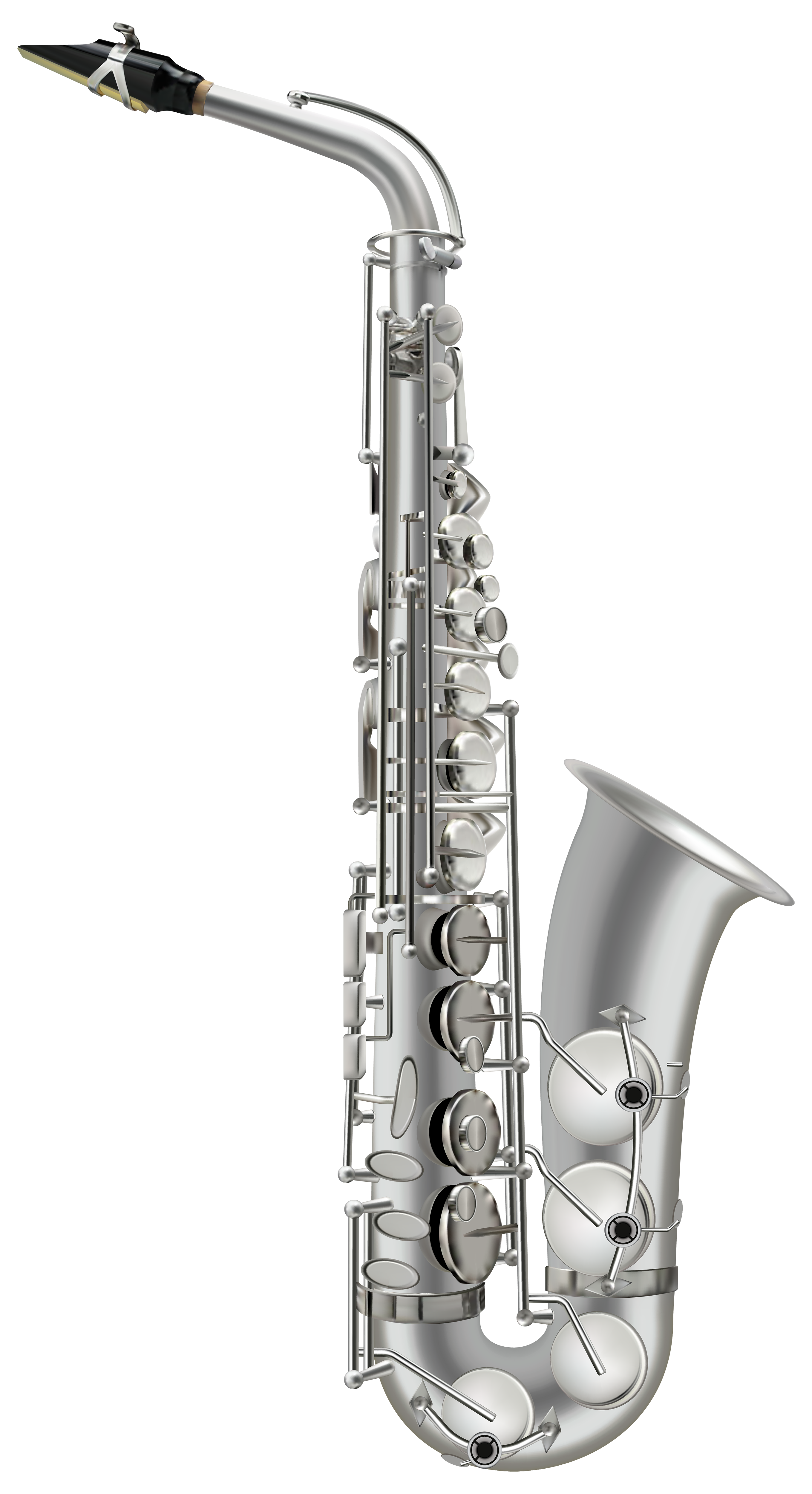 clipart free download Silver png best web. Gold clipart saxophone