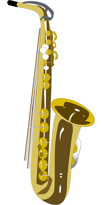 png black and white download Golden free on dumielauxepices. Gold clipart saxophone