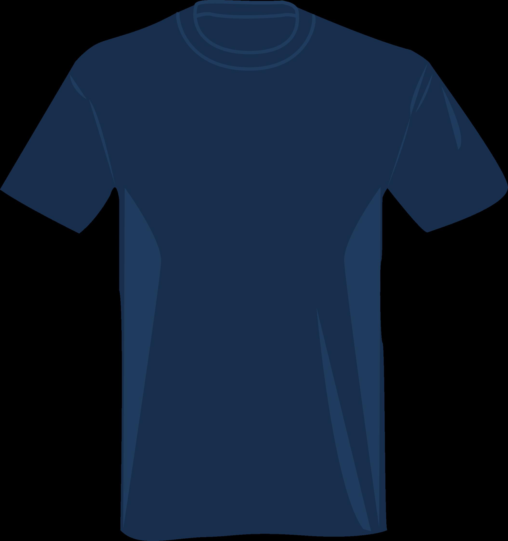 jpg free stock Blue t shirt big. Gold clipart tshirt
