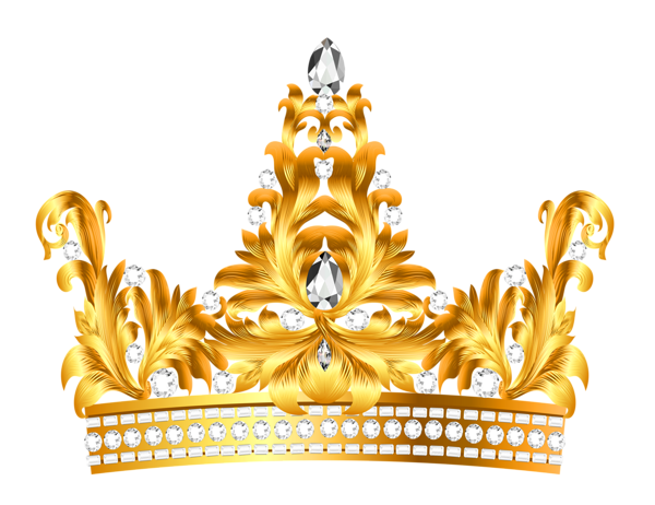 png royalty free Gold tiara clipart.  corona princess prince