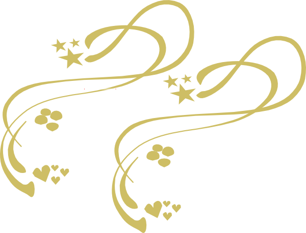 clipart royalty free stock Gold Design Clip Art at Clker