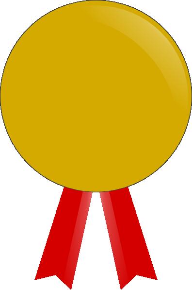 clip transparent download Gold Medal
