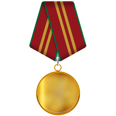 picture royalty free Gold Medal Ribbon Transparent Png