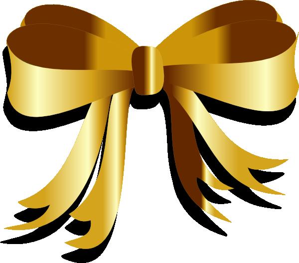 image freeuse stock Gold Ribbon Clip Art at Clker