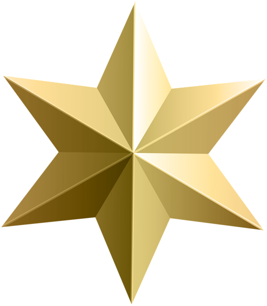 clipart library Gold Star Transparent PNG Clip Art Image