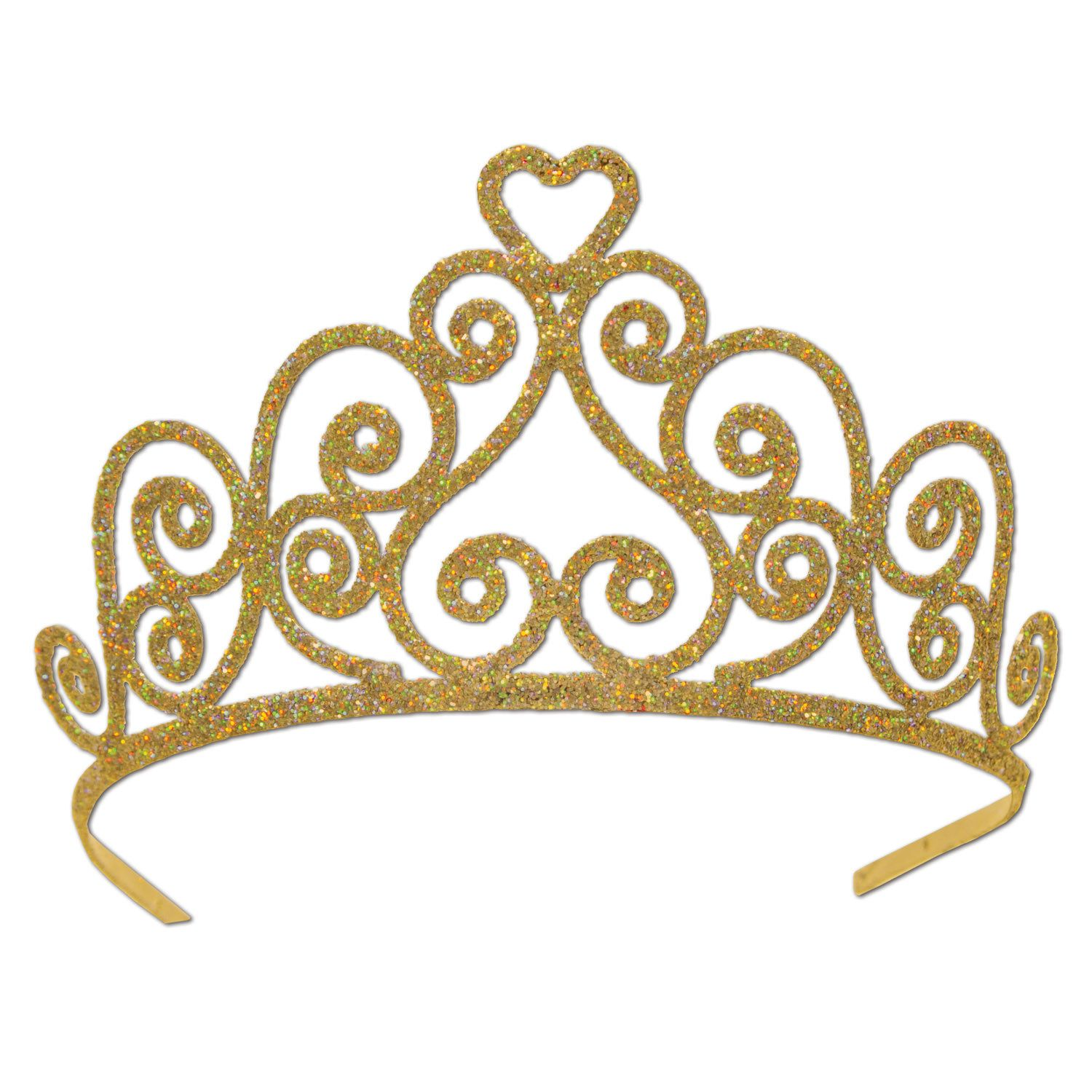 clip transparent library Station . Gold tiara clipart.