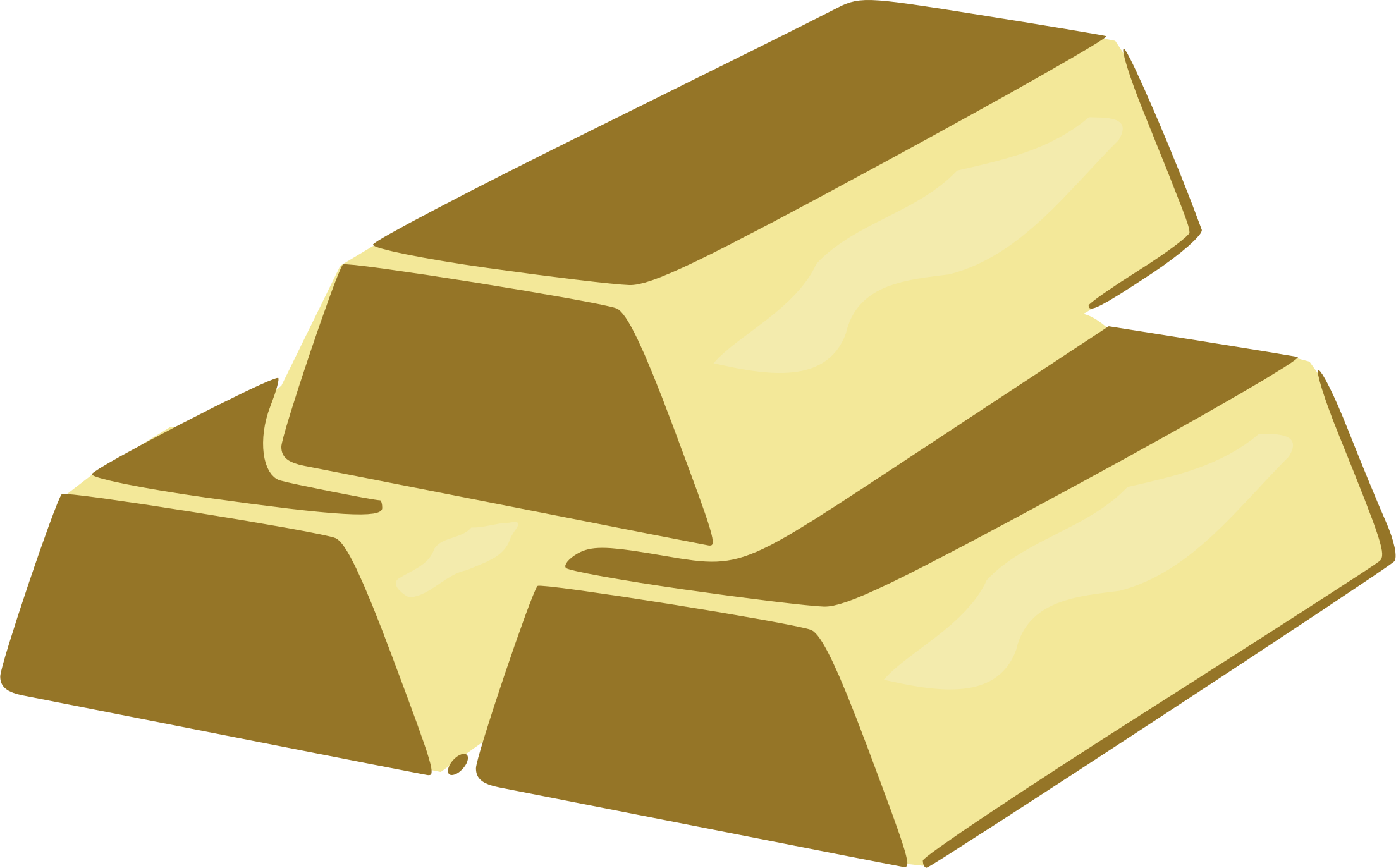 svg Golden clipart gold brick.  collection of high