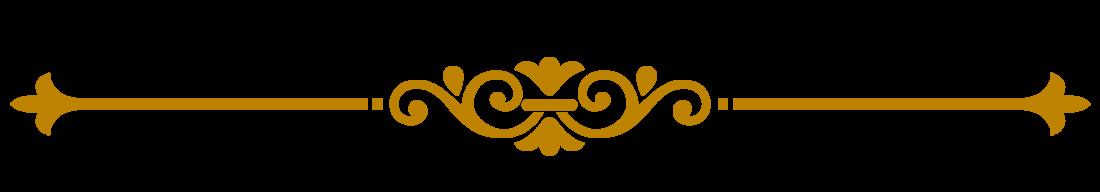 jpg transparent Decorative png free on. Golden clipart gold line