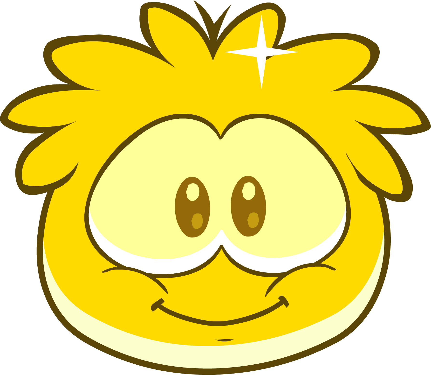 graphic freeuse download Quest for the puffle. Golden clipart gold mine
