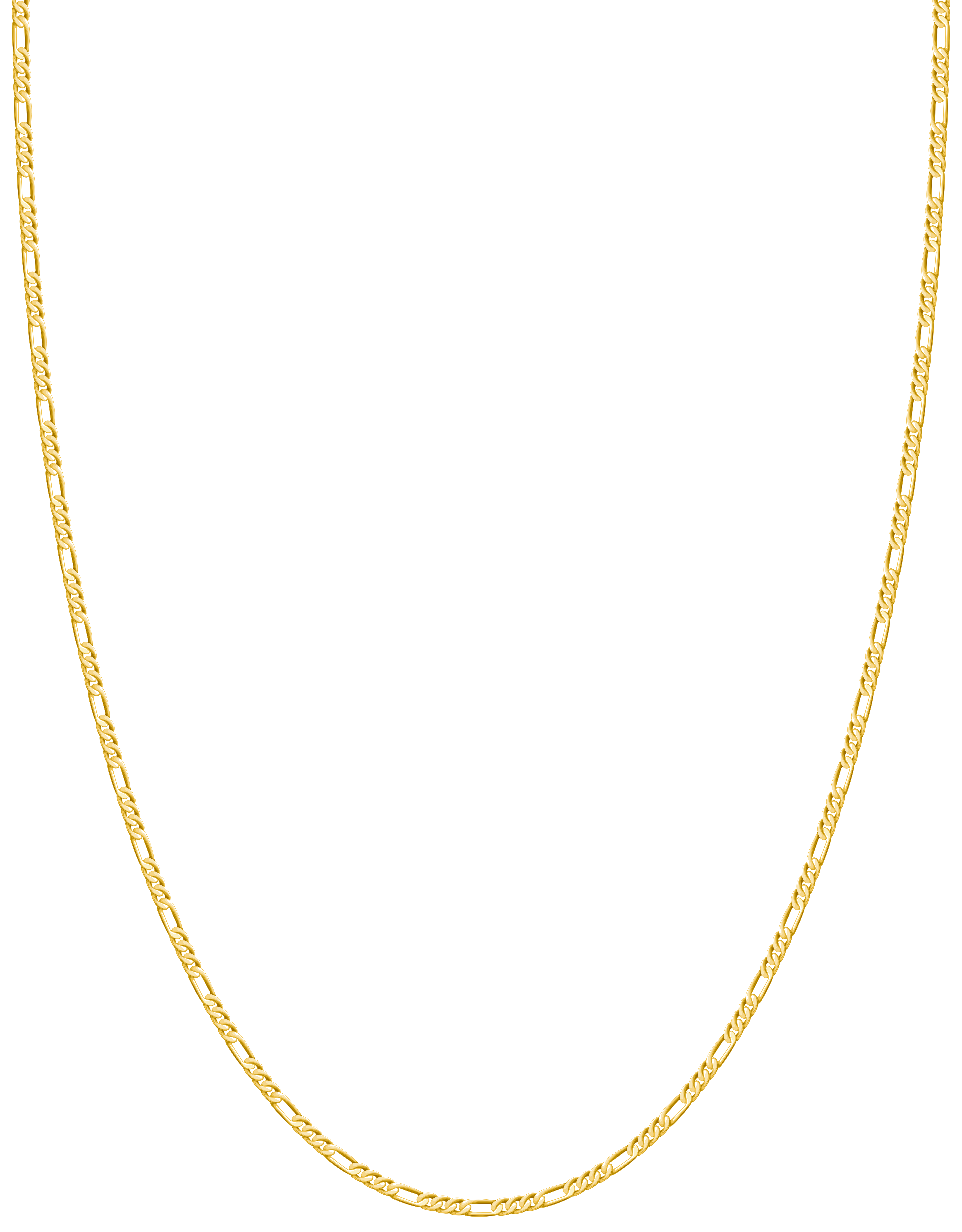 graphic Chain png transparent clip. Golden clipart gold necklace
