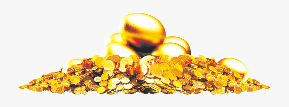 picture royalty free Coin png of coins. Golden clipart gold pile