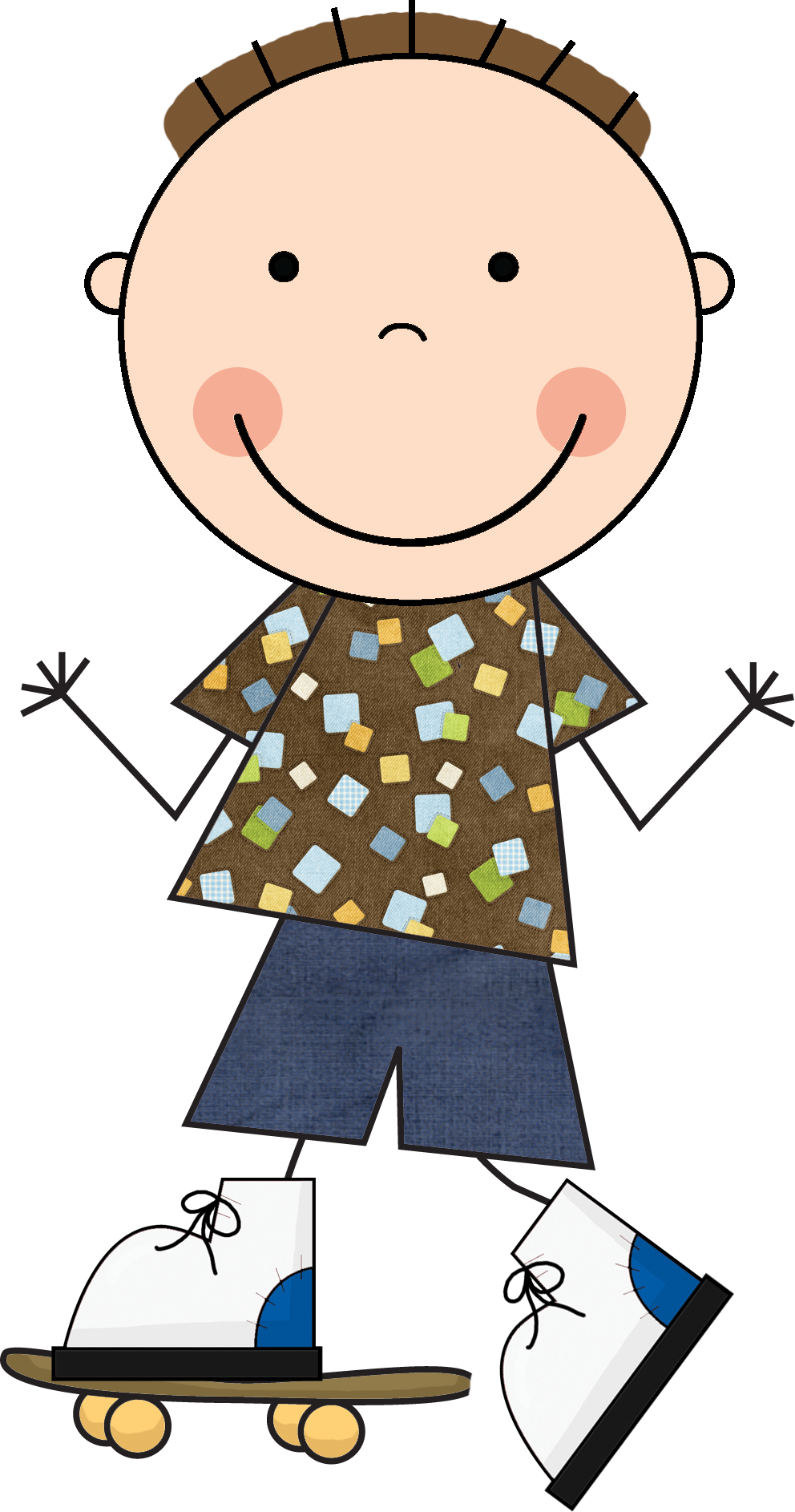 jpg transparent stock Summer kid png imprimibles. Golden clipart stick figure