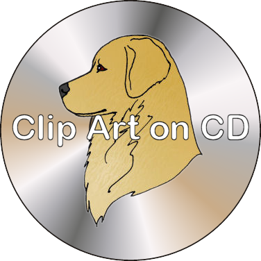 png freeuse On cd sampler argostar. Golden retriever clipart clip art