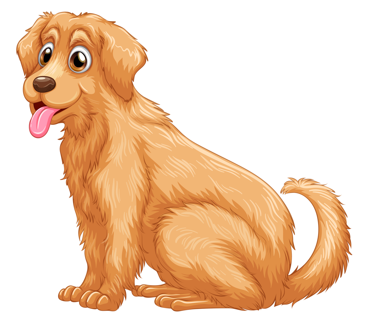 image freeuse download  collection of high. Golden retriever clipart transparent