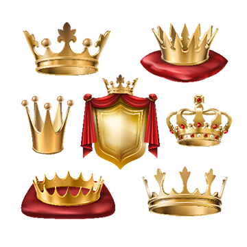 jpg free download Golden Royal PNG Images