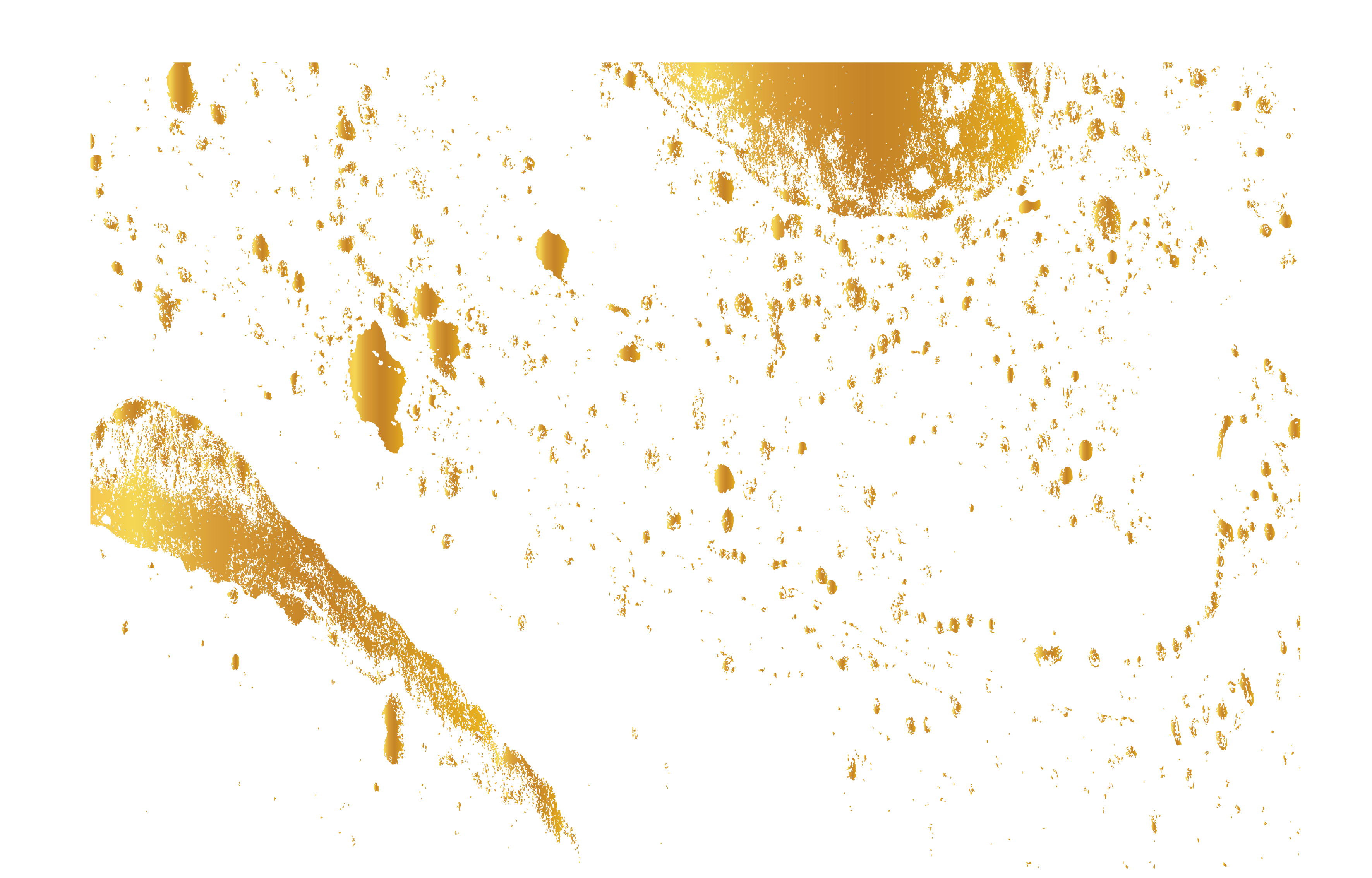 graphic library Gold splash effect shading background vector png