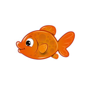 vector freeuse stock Cliparts of free download. Goldfish clipart.