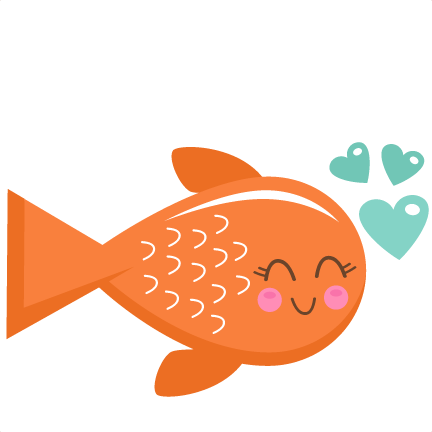 image royalty free stock Cute free on dumielauxepices. Goldfish clipart