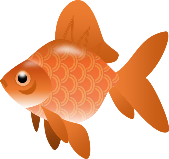 graphic free The top best blogs. Goldfish clipart.