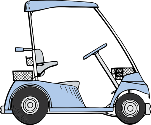 jpg royalty free library Golf clipart golf cart. Policy the spirit of