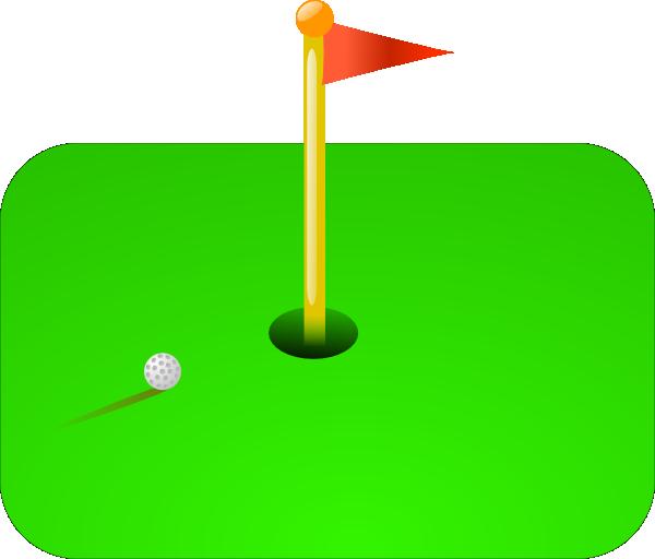 clip art Flag ball clip art. Golf clipart svg