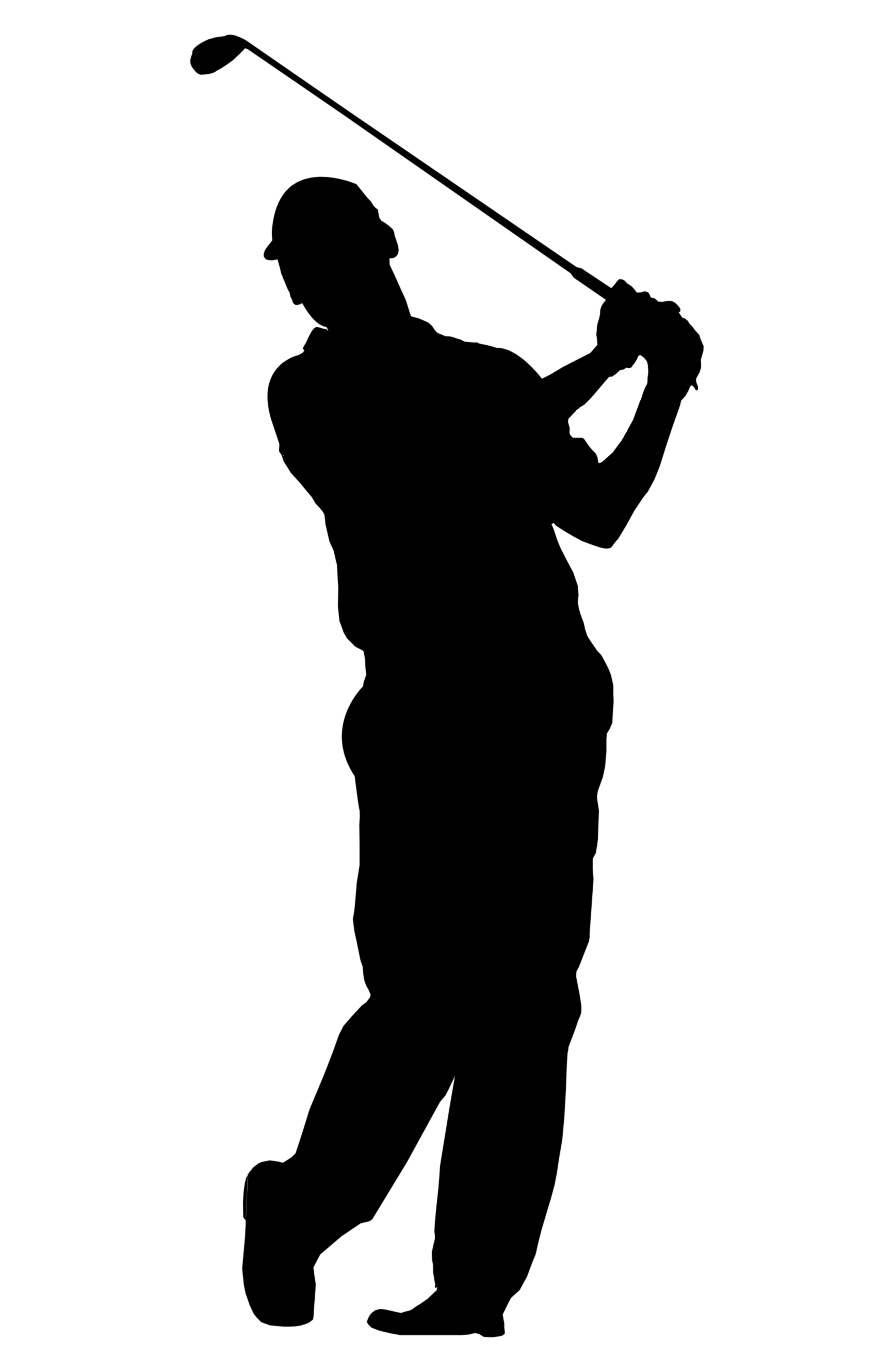 banner Golfer clipart. Free golf images graphics