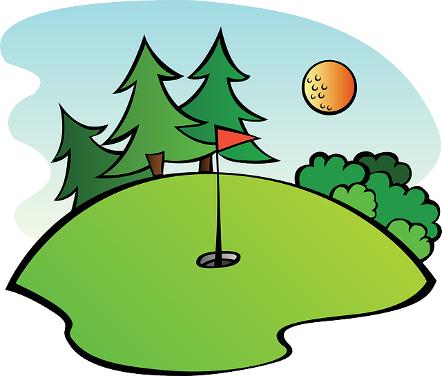 png royalty free library Free golf lessons salt. Golfer clipart beginner