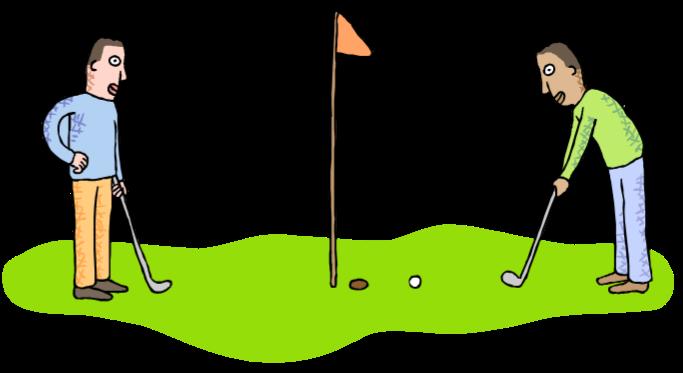 jpg freeuse Golfer clipart beginner. Golf lesson clinic beginners