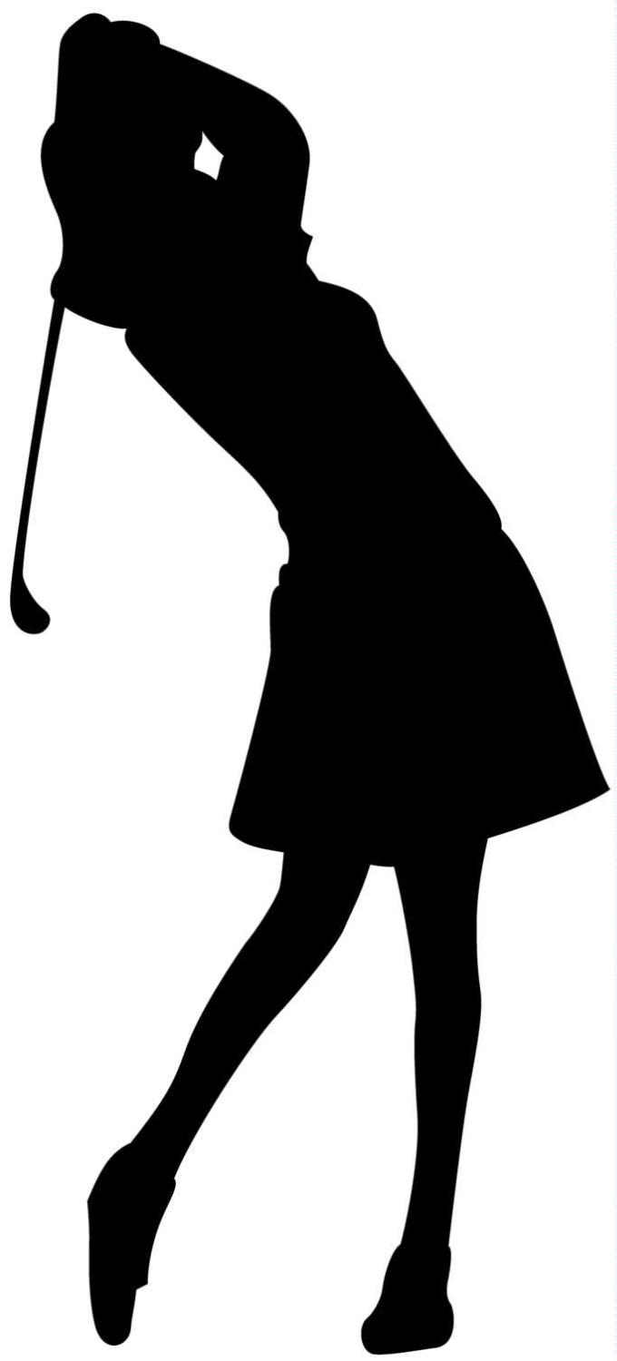 clip library download Free cliparts download clip. Golfer clipart female golfer