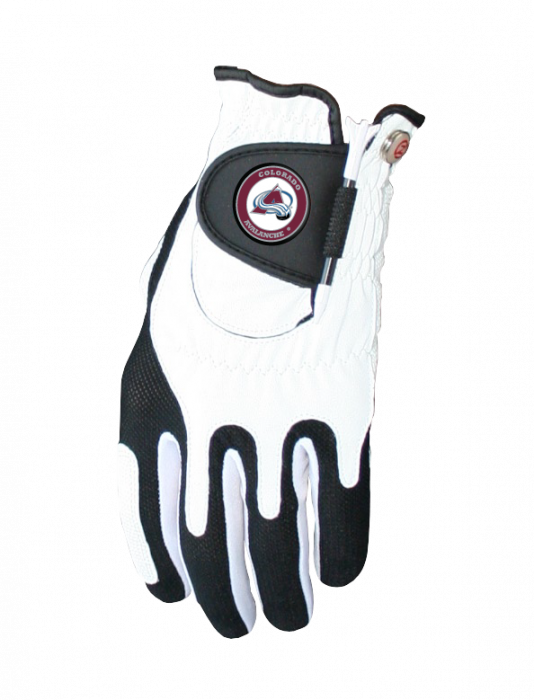 vector black and white download Colorado avalanche . Golfer clipart golf glove