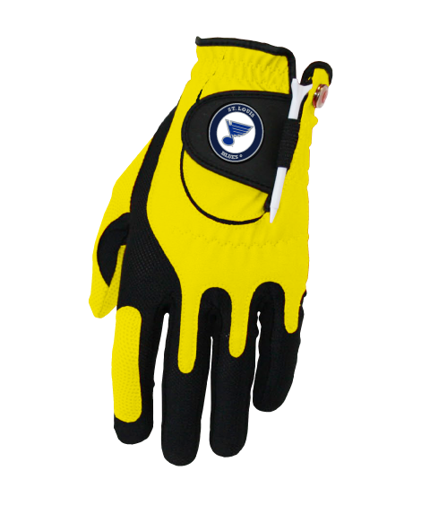 png royalty free stock St louis blues bm. Golfer clipart golf glove