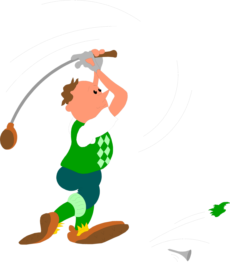 image free library Golfer clipart golf group. Free stock photo illustration