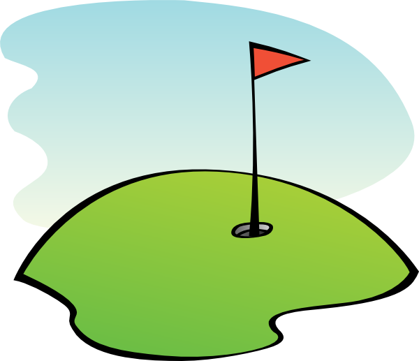 banner free stock Golf Green Pictures