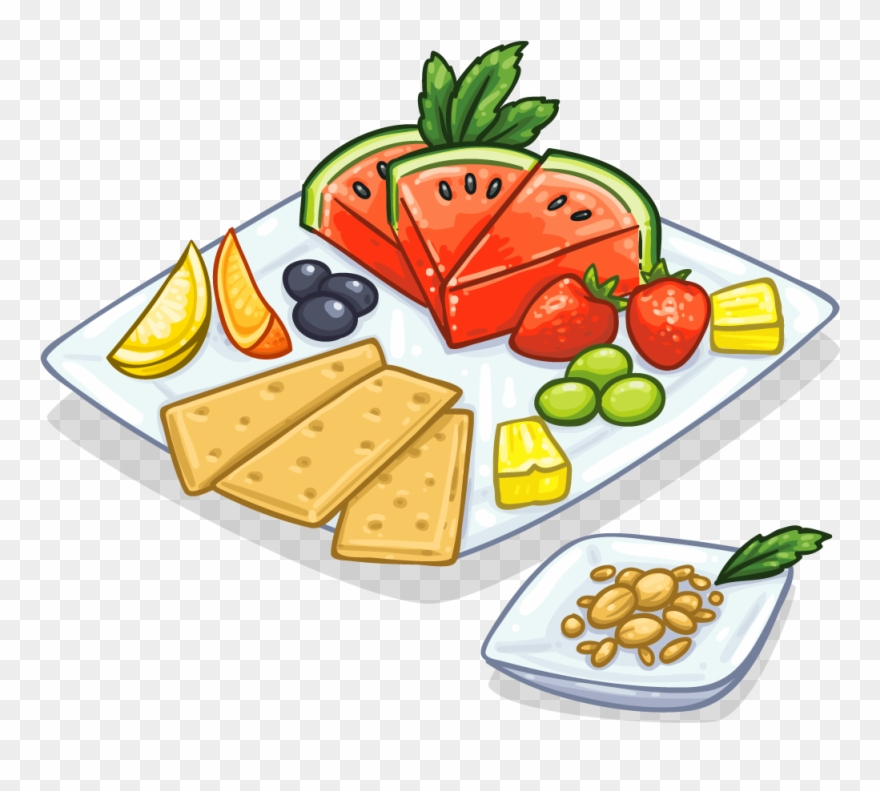 picture black and white library Snack healthy diet clip. Good clipart healty food